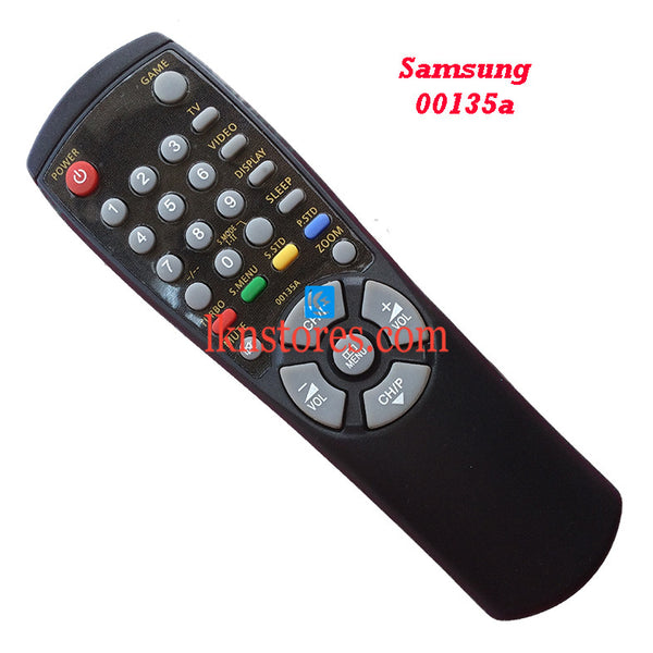 Samsung 135A replacement remote control - LKNSTORES