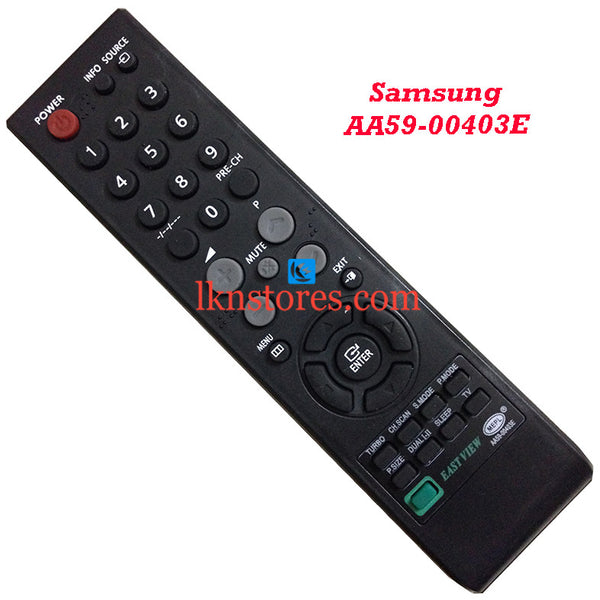 Samsung AA59 403E replacement remote control - LKNSTORES