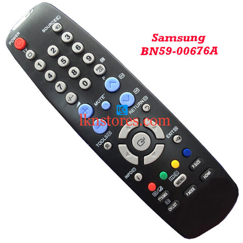 Samsung BN59 00676A replacement remote control