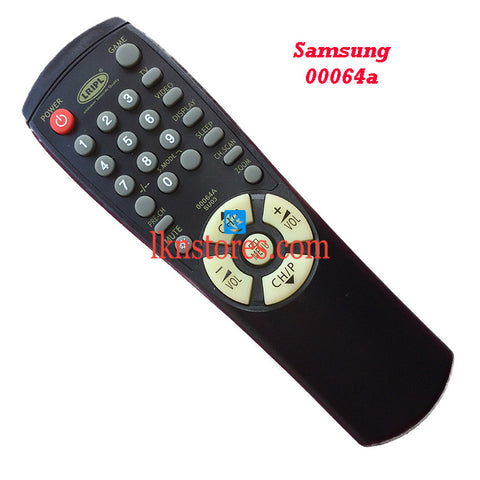 Samsung 0064A replacement remote control