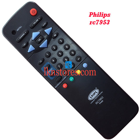 Philips RC 7953 replacement remote control