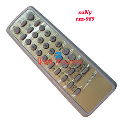 Sony Remote Control RM 969 replacement