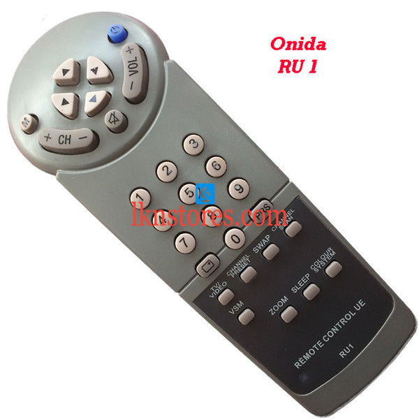 Onida RU 1 replacement remote control