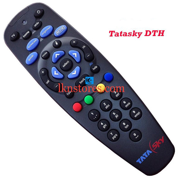 Tatasky DTH Remote Control Best Compatible - LKNSTORES