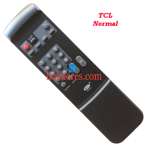 TCL Normal Replacement Remote Control