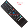 Videocon Remote Control V-TFT Replacement