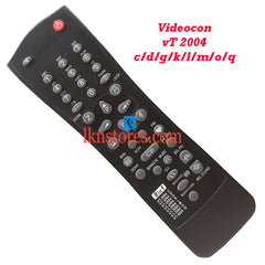 Videocon Remote VT 2004 8 in 1
