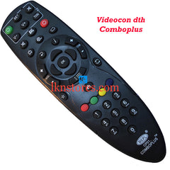 Videocon DTH Comboplus replacement remote control