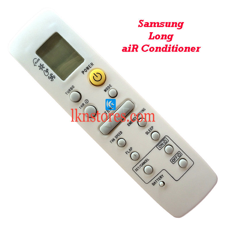 Samsung Air Conditioner replacement remote control