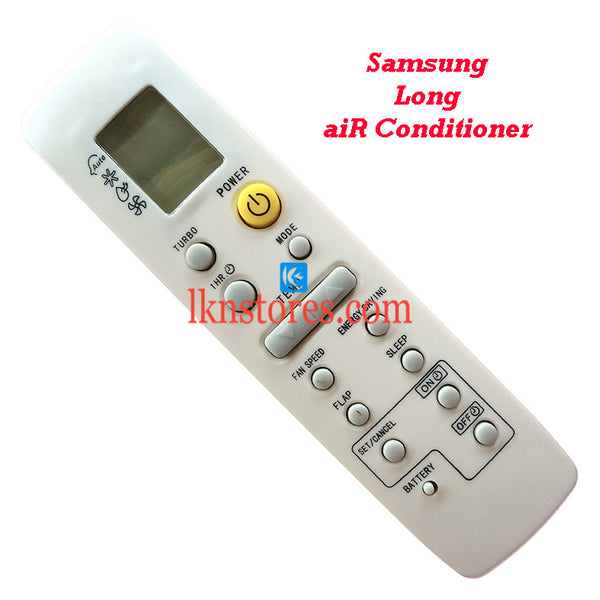 Samsung AC Air Condition Remote Compatible AC6 - LKNSTORES