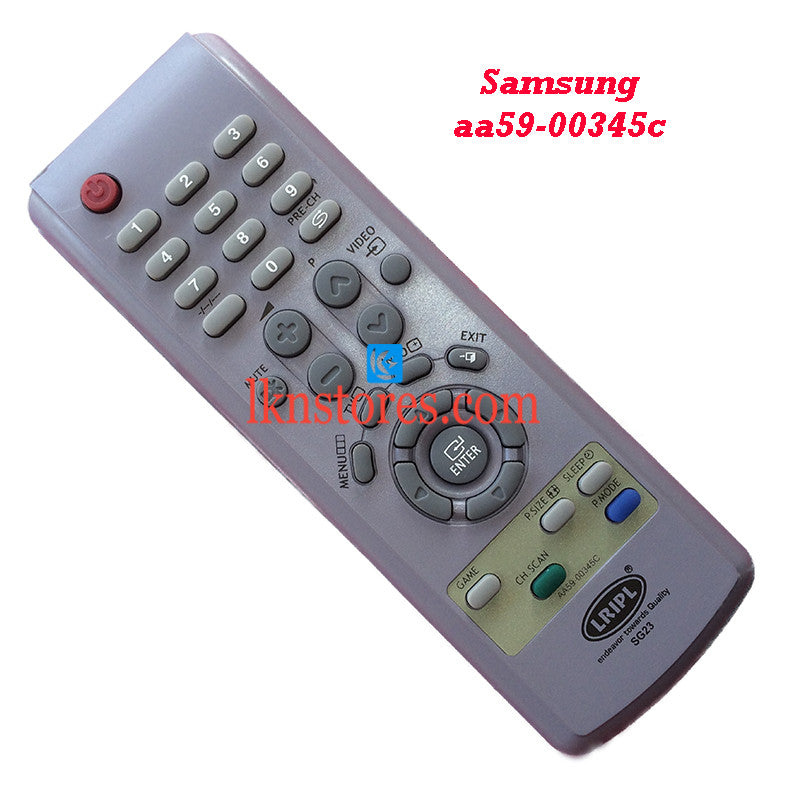 Samsung AA59 00345C replacement remote control