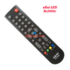 Akai RC2000C LED replacement remote control