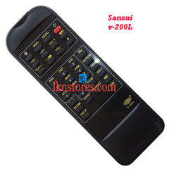 Sansui V 200L replacement remote control