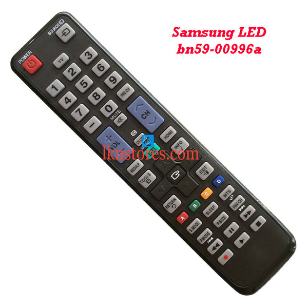 Samsung BN59 00996A LED replacement remote control - LKNSTORES