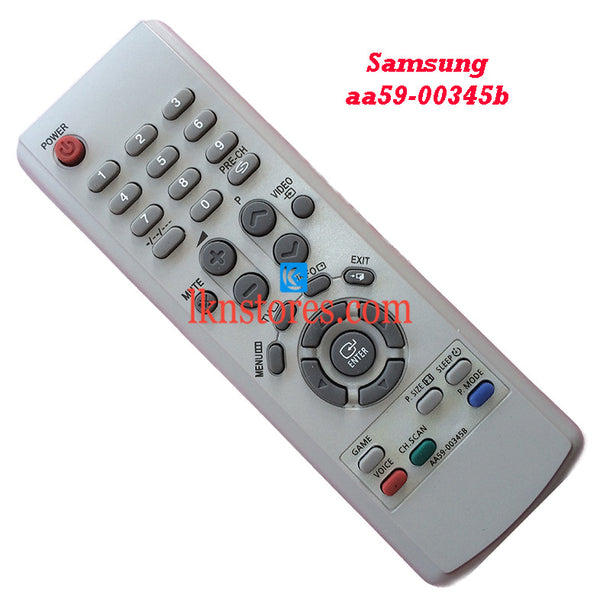 Samsung AA59 00345B replacement remote control - LKNSTORES