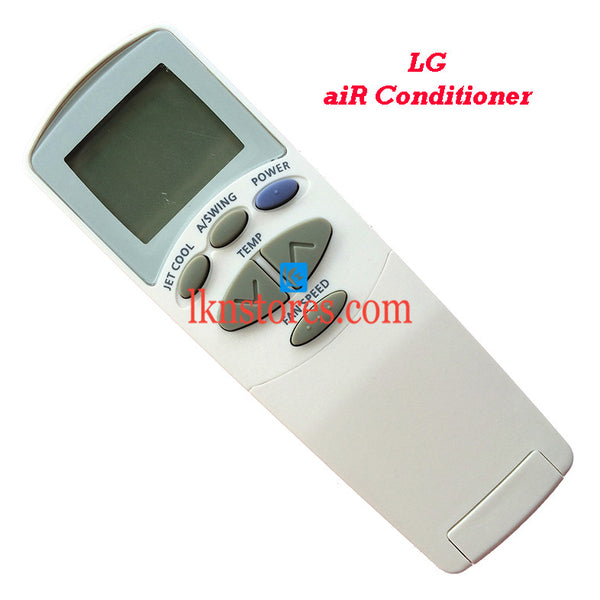 LG Air Conditioner II replacement remote control