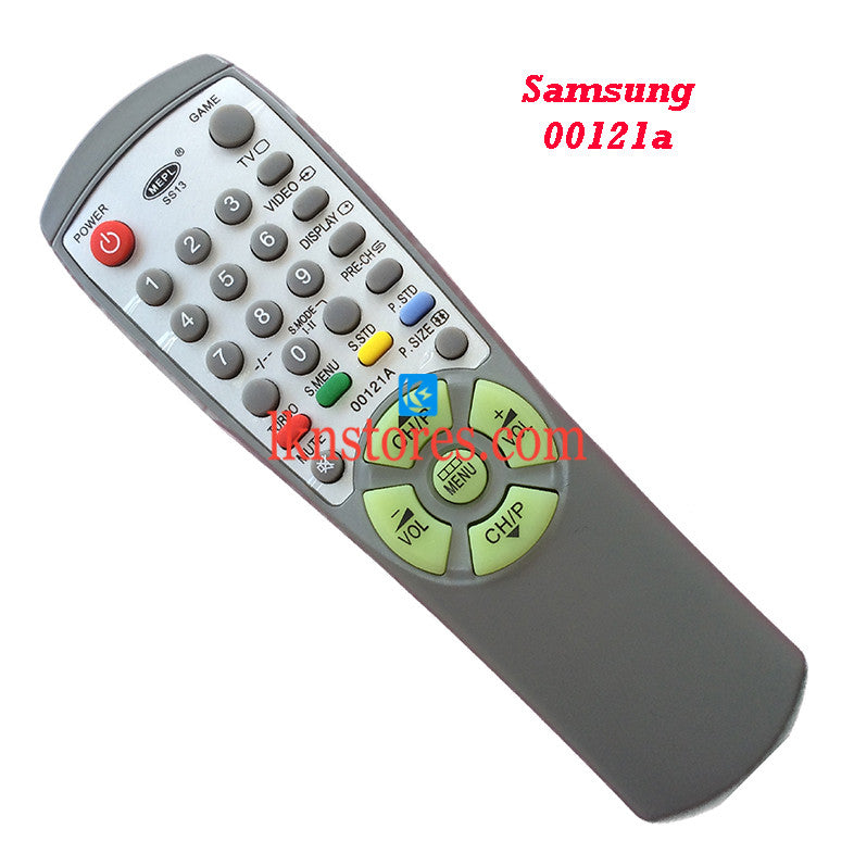 Samsung 121A replacement remote control