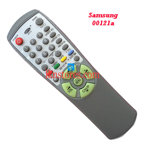 Samsung 00121A replacement remote control