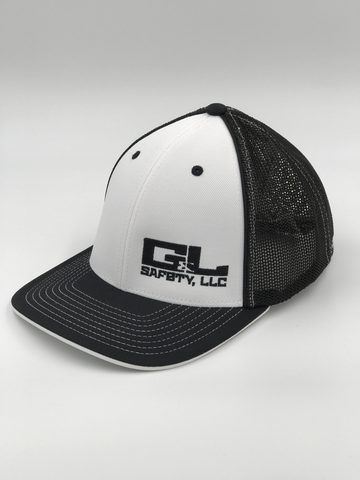 G & L Swag - Pacific Headwear 404M Flexfit Mesh-Back Trucker Hat