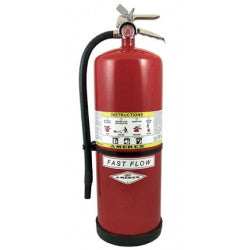 Amerex 30 lb. ABC High-Performance Fast Flow Dry Chemical Fire Extinguisher