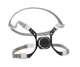 3M Head Harness Assembly For 3M 6000 Series Half Facepiece Respirator