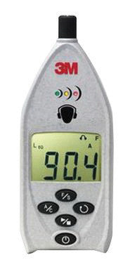 3M Compact Light-Weight Sound Detector Kit With USB Cable And SD-WS Windscreen (1 Per Case)