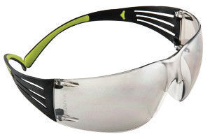 3M 400 Series SecureFit Protective Eyewear With Indoor/Outdoor Mirror Lens