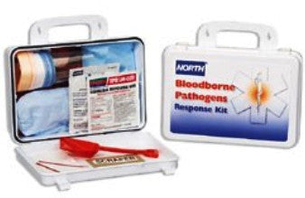 Bloodborne Pathogens Kit - 10 Unit Waterproof