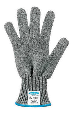 Ansell Medium Gray And White Polar Bear™ PawGard™ Medium Duty Cut Resistant Gloves With Extended Tuff-Cuff And DSM Dyneema™ Lined