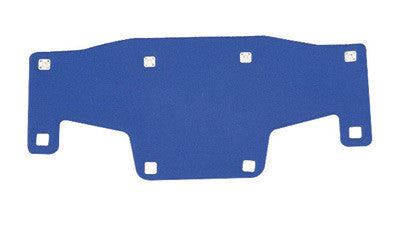 Bullard™ Blue Polartec Replacement Brow Pad For Use With Bullard™ Suspensions