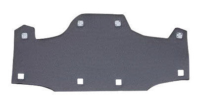 Bullard™ Gray Cotton Replacement Brow Pad For Use With Bullard™ Suspensions