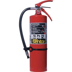 Ansul 434735 Sentry® AA05-1VB Dry Chemical Fire Extinguisher - 3A:40B:C, 5 lb