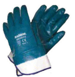 Radnor™ Large Heavy Weight Nitrile Fully Coated Jersey Lined Work Glove With Safety Cuff (144 Pair Per Case)