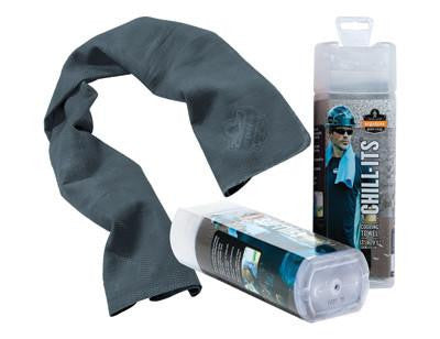 "Ergodyne 13"" X 29 1/2"" Chill-Its™ 6602 PVA Evaporative Cooling Towel"