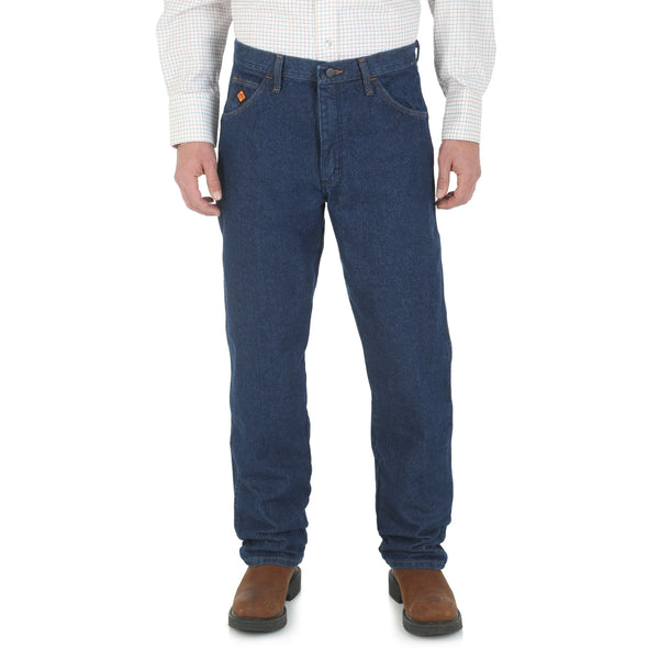 Wrangler®Men's Flame Resistant Relaxed Fit Jeans