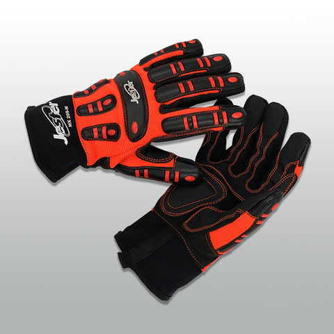 Jester® MX-Series Impact Glove w/PVC Padded Patch Palm