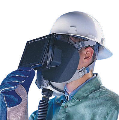 MSA Welder's Adapter For Ultra-Vue™ And Ultra-Twin™ Full Facepiece Respirator With Cover Lens (Without Filter Plate)