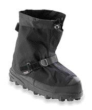 "Servus by Honeywell Medium Neos™ Voyager Black 11"" Nylon Overshoes With STABILicers™ Cleated Outsole"