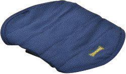 OccuNomix Blue MiraCool™ Cotton Hard Hat Pad With Hook And loop Closure