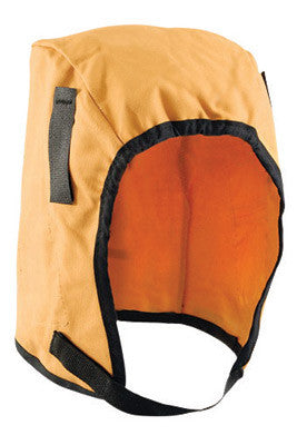 OccuNomix Gold 100% Cotton Twill Hot Rods™ 1 Layer Value Regular Length Winter Liner With Flannel Lining And Without Insulated Ear Barrier