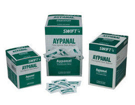 North By Honeywell™ Swift First Aid Aypanal Non-Aspirin Pain Reliever Tablet (2 Per Pack, 50 Packs Per Box)