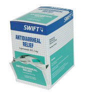 North By Honeywell™ Swift First Aid Anti-Diarrhea Relief Tablet (100 Packs Per Box)