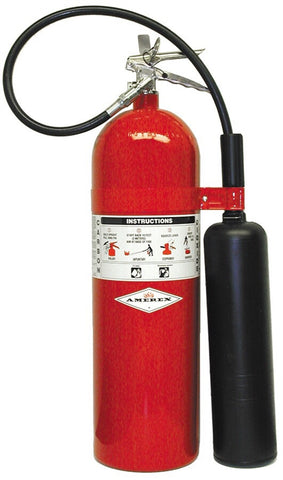 Amerex 20 Lb. CO2 Fire Extinguisher