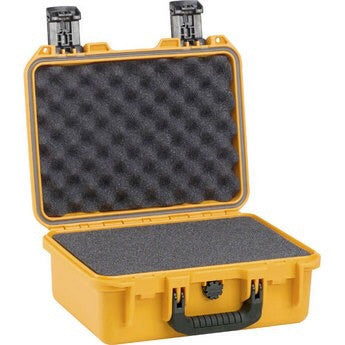 Pelican Case IM2200 Yellow w/Foam  w/BB