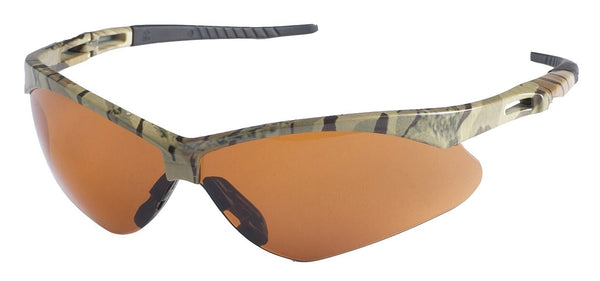 Bronze V30 Safety Glasses Camo