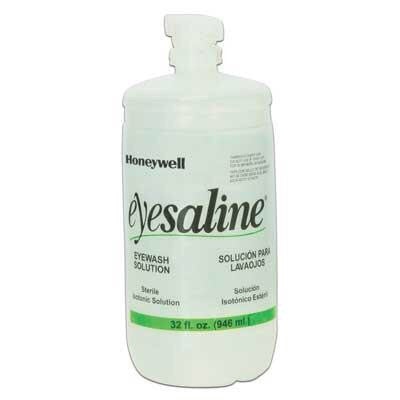 Fend-all™ 32 Ounce Bottle Eyesaline™ Sperian Personal Sterile Eye Wash Solution