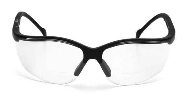 Safety Glasses V2 Readers Clear 2.5