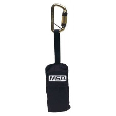 MSA 6' Suspension Trauma Nylon Suspension Trauma Safety Step With Carabiner