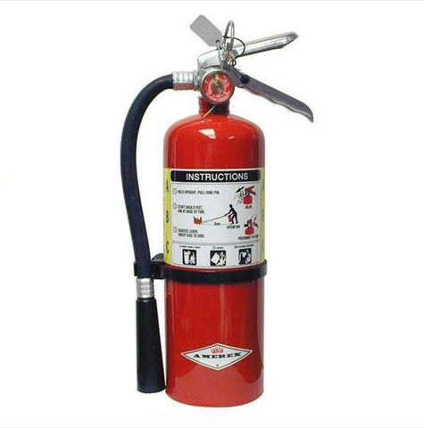 Amerex 5 Lb. ABC Fire Extinguisher