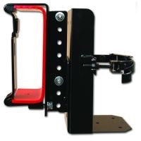 Truck Mount Extinguisher Bracket w/chassis grabber